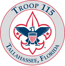 Tallahassee Troop 115