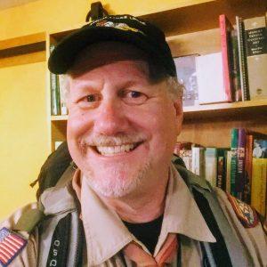 Scoutmaster, Jonathan Lyons