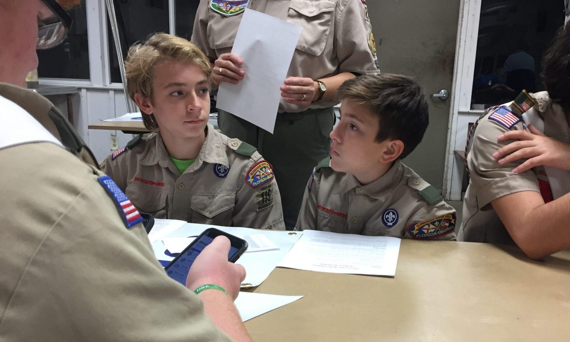 Troop 115 Tallahassee